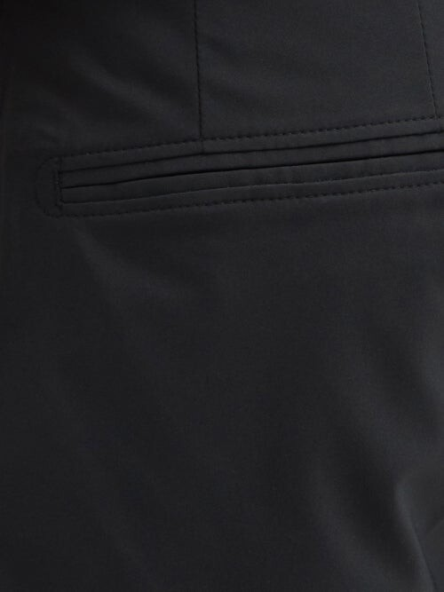 Thumbnail for your product : J. Lindeberg Somle Recycled-fibre Blend Golf Shorts - Black
