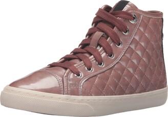 Geox Women's WNEWCLUB24 Walking Shoe Old Rose 35 EU/5 M US