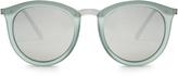 Le Specs No Smirking round-frame sunglasses