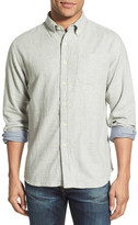Grayers &Chester& Trim Fit Double Woven Sport Shirt