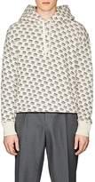 Gucci Men's Invitation-Print Cotton Terry Sweatshirt
