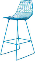 Bend Goods Lucy Counterstool, Peacock Blue