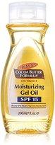 Palmers Formula Moisturizing Gel Oil, Cocoa Butter, SPF 15, 7.0 Fluid Ounce