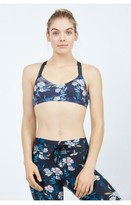 The Upside Enter the Dragon Dance Crop Bra