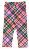 Hartstrings Little Girl's Plaid Cotton-Blend Pajama Pants