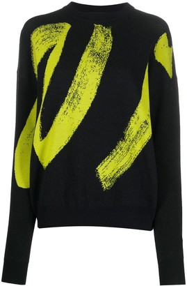 Nina Ricci Nina painted look jumper