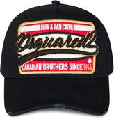 DSQUARED2 Canadian Brothers Baseball Cap