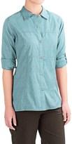 Exofficio Lightscape Digi-Stripe Shirt - UPF 30, Long Sleeve (For Women)