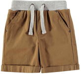 Soul Cal SoulCal Ribbed Waist Chino Shorts Boys
