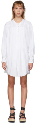 Isabel Marant White Yacolt Dress