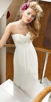 Camille La Vie Chiffon Grecian Wedding Dress