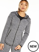 Puma Nocturnal Winter Jacket - Dark Grey Heather