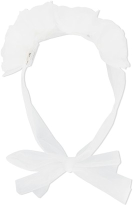 Aletta Tulle Floral Embellished Headband