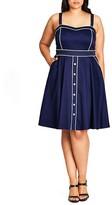 City Chic Darling Dress