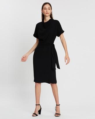 Reiss Lola Midi Dress