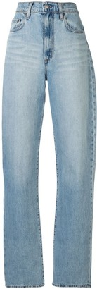 Nobody Denim Lou straight-leg jeans