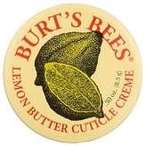Burt's Bees Lemon Butter Cuticle Creme, 17g
