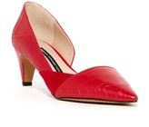 French Connection Konelli Pointed Toe Pump
