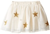Stella McCartney Honey Star Patched Tulle Skirt Girl's Skirt