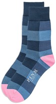 Thomas Pink Bewick Check Socks