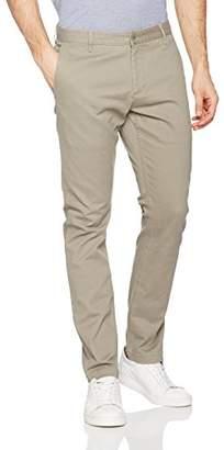 Dockers Washed Khaki Skinny - Stretch Twill Trouser,W34/L34 (Manufacturer Size: 34/34)