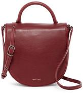 Matt & Nat Parasm Vegan Leather Saddle Bag