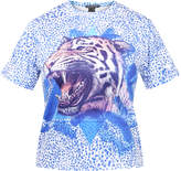 We Are Handsome Le Tigre Active Crew T-Shirt