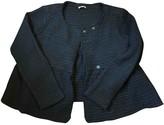 Masscob Black Wool Jacket for Women
