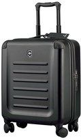 Victorinox Men's 'Spectra 2.0' Extra Capacity Hard Sided Rolling Carry-On - Black