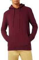 Topman Men's Classic Fit Pullover Hoodie