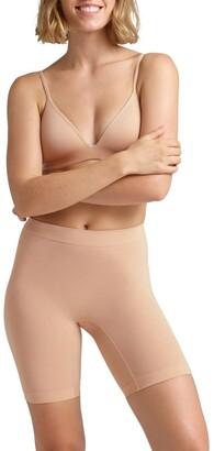 Ambra Powerlite Thigh Shaper Short Beige 8-10