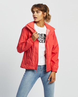 The North Face Women's Red Jackets - Resolve 2 Jacket - Size S at The Iconic