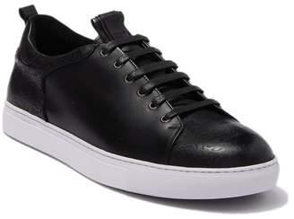 Robert Graham Epstein Leather Sneaker