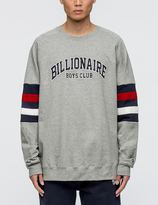 Billionaire Boys Club College Crewneck Sweatshirt