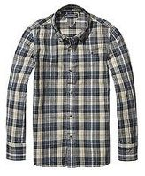 Tommy Hilfiger Big Boy's Plaid Shirt