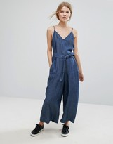 Gestuz Chambray Jumpsuit