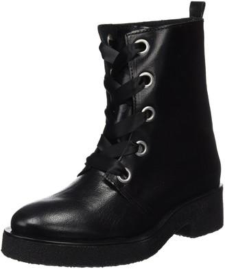 Mamatayoe Womens Lazzareschi Ankle boots black Size: 7 UK