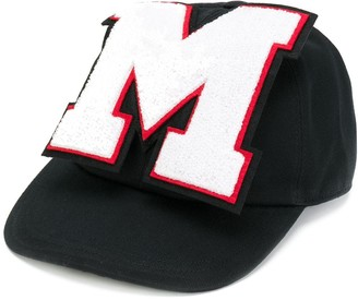 MSGM Brand Patch Baseball Cap