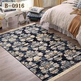 TOYM-European carpet Living room coffee table Bedroom Bedside carpet n style Turkish imports