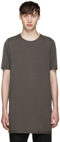 Rick Owens Grey Level T-Shirt
