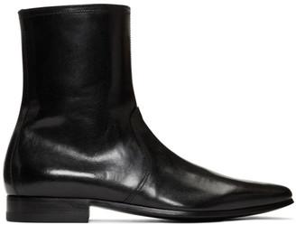 Pierre Hardy Black Kangaroo 400 Boots