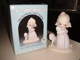 """Precious Moments Precious Moment \""""The Lord Is My Shepherd\"""" Figurine"""