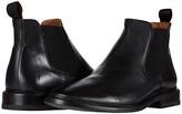 Frye Paul Chelsea (Black Vintage Veg Tan) Men's Lace-up Boots