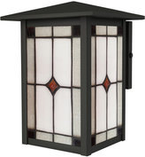 Dale Tiffany Mayan Glass Wall Sconce
