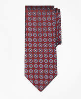 Brooks Brothers Spaced Floral Tie