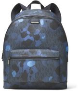 Michael Kors Camo Printed Canvas Backpack