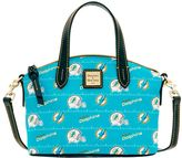 Dooney & Bourke NFL Dolphins Ruby