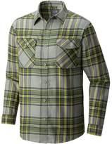 Mountain Hardwear Trekkin Flannel Shirt - Men's