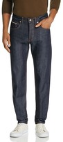 Naked & Famous Denim Easy Guy Super Slim Fit Jeans in Indigo