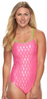 Women's The Finals Funnies Graphic One-Piece Swimsuit